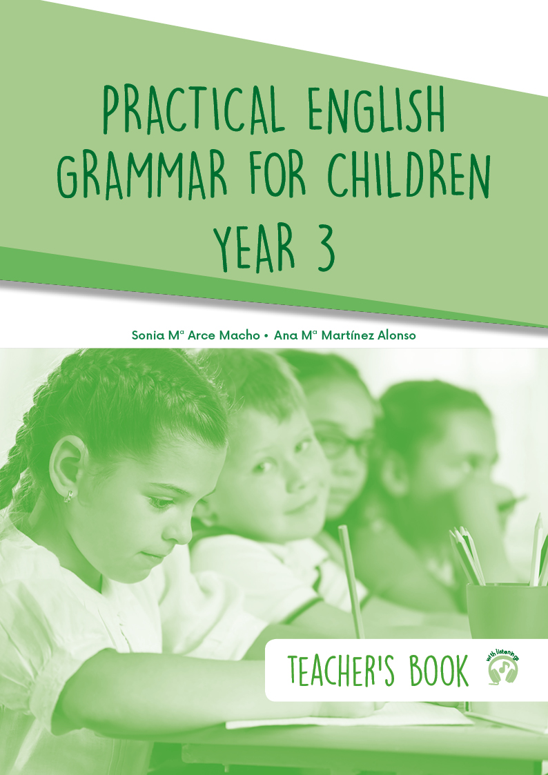 Practical English Grammar for Children Year 3: Teacher's Book