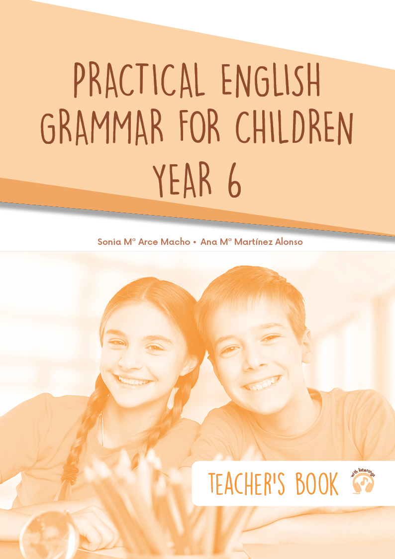 Practical English Grammar for Children Year 6: Teacher's Book