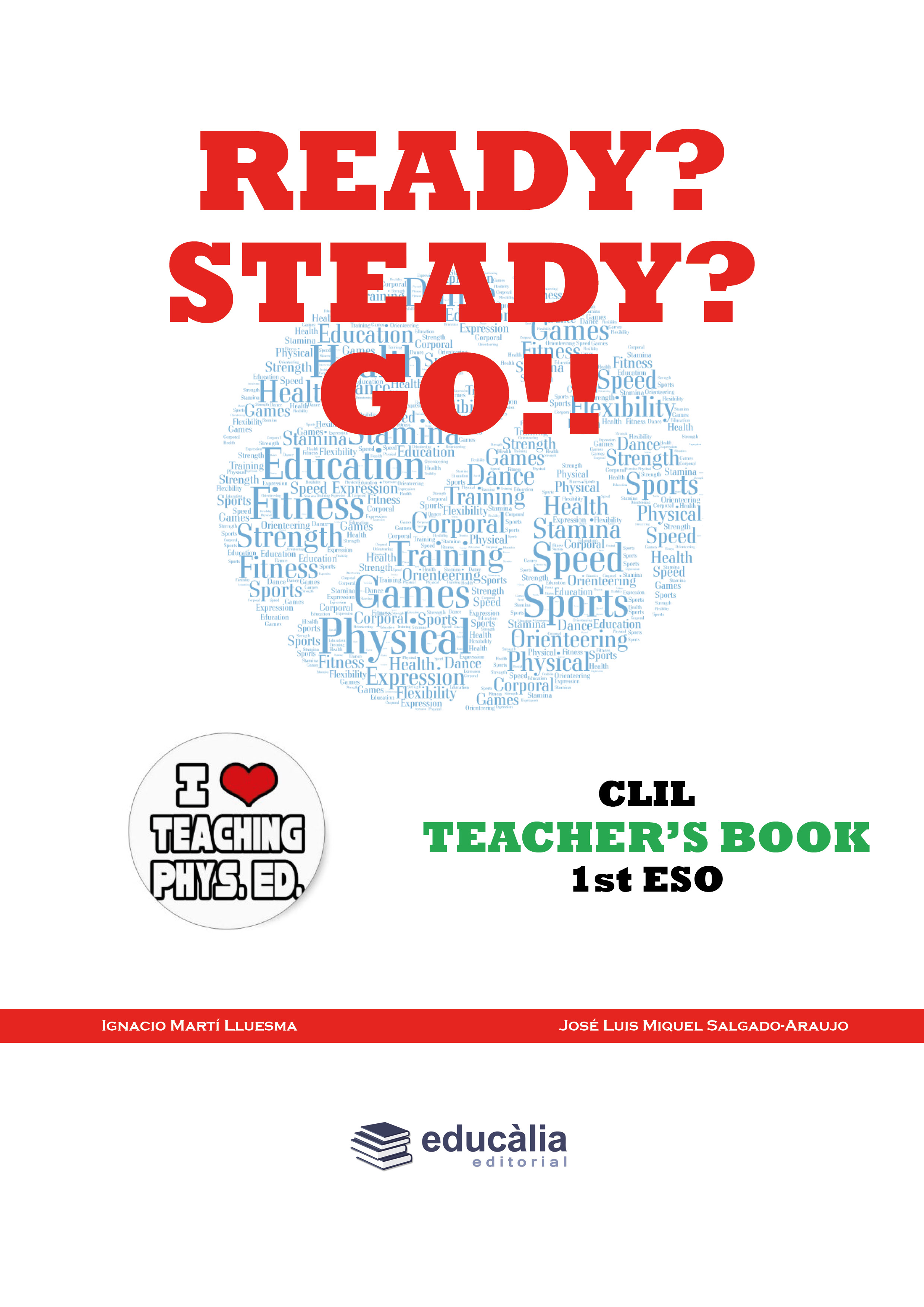 Teacher's Book: Ready? Steady? Go!!
