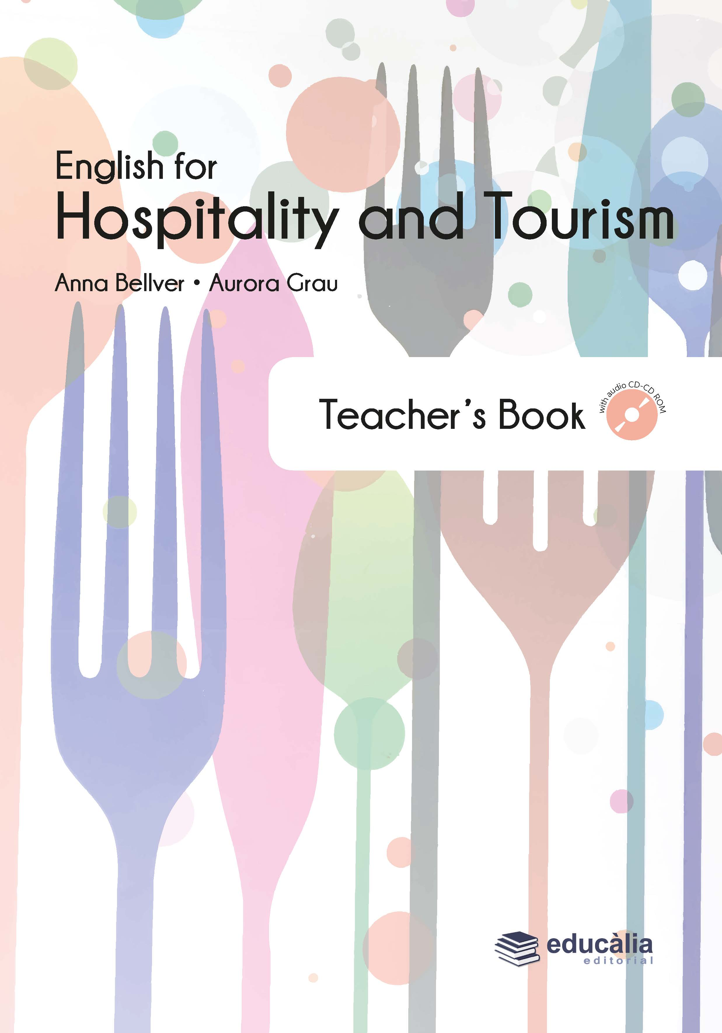 Teacher's book English for Hospitality and Tourism