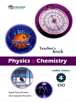 Physics and chemistry 4º ESO. Teacher's book